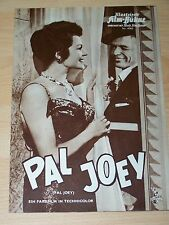 PAL JOEY - IFB 4363 - RITA HAYWORTH Frank Sinatra KIM NOVAK
