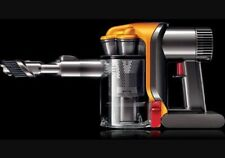 Brand New Dyson DC34 Cordless Bagless Hand Vacuum Yellow Gray Free Shipping