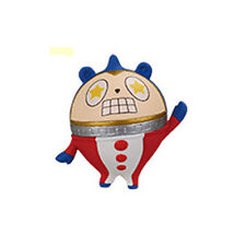 Persona 4 Golden Teddy Excited Mascot Charm Key Chain Anime Manga Licensed MINT