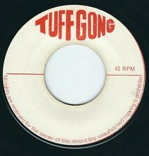 """Bob Marley & The Wailers - Funeral / Burial / Pound Get A Blow - 7"""" 45T Rare EX♫"""