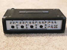 PHONIC Powerpod Series 80W Powered 4 Line Mixer Model 408