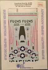Super Scale Decals 1:48 North American F-86D 35 NA 48-955