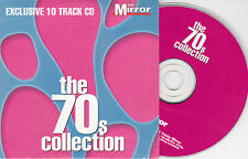 CD CARDSLEEVE COLLECTOR 10T 1970's AMII STEWART/T-REX/MUD/THE JACKSONS/GONZALEZ