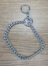 "Choke Chain Collar 12"" 2.5mm"
