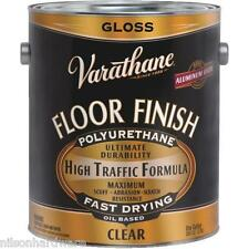 1 Gal Varathane Premium Oil-Based Clear Gloss Hardwood Floor Finish 130031
