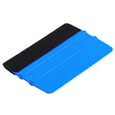 Vinyl Plastic Car Squeegee Decal Wrap Applicator Soft Felt Edge Scraper GA