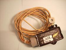 7 ELECTRO-SNAP - EATON SENSITIVE SWITCHES AIRCRAFT P3A P3B & P3C P/N H12-22