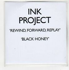 (FC287) Ink Project, Rewind Forward Replay / Black Honey - DJ CD