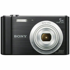 SONY Cyber-Shot DSC-W800 - spettro completo-GHOST HUNTING Equipment GRANDANGOLO