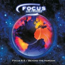 Focus 8.5 / Beyond The Horizon - Focus & Friends (2016, CD NEUF)