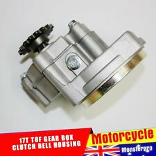 17T T8F Gear Box Clutch Drum Housing 49-80cc Quad Buggy go-kart Dirt Mini Pocket
