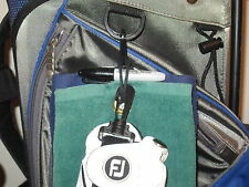 Fabcaddy Golf Towel Holder and Golf Accessory Holder