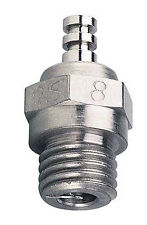NEW O.S. #8 Glow Plug Long Medium Air/Car 71608001
