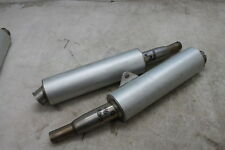 95-97 DUCATI 900 SS EXHAUST PIPES MUFFLERS SLIP ON CAN SILENCERS