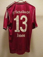 FC Schalke 04 spartitraffico 3rd 2011/12 MAGLIA Jermaine Jones Shirt Jersey USA