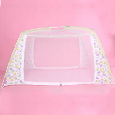 Baby Nursery Foldable Mosquito Net Toddler Crib Cot Canopy Play Tent
