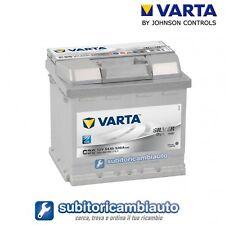 BATTERIA 54AH C30 VARTA SILVER DYNAMIC 530A di spunto