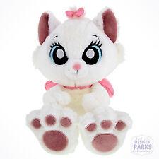 "Disney Parks Marie Big Feet Plush Plushy 10"" - Aristocats"