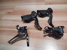 Shimano Dura Ace 7900 10 Speed Shifters, Rear and Front Derailleur w K-edge