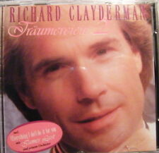 CD Richard Clayderman / Träumereien 2 – Album 1992