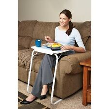 TABLE MATE ll PORTABLE FOLDING ADJUSTABLE GAME BREAKFAST COMPUTER LAPTOP TABLE