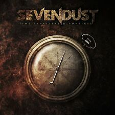 SEVENDUST CD - TIME TRAVELERS & BONFIRES (2014) - NEW UNOPENED - ACOUSTIC