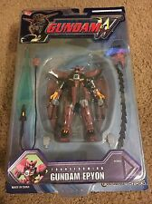 Bandai Mobile Suit Gundam Transforming Epyon Gundam MSIA Action Figure Lot