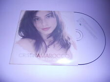 Cristina Marocco / On s'en va - cd promo