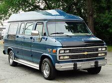 Chevrolet: G20 Van HIGH TOP MARK III CONVERSION VAN! 97K MILES!