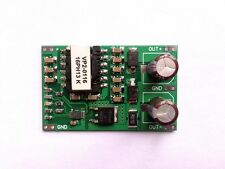 Single power supply to dual power supply ± 12V 1A power supply module