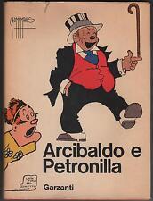 McManus ARCIBALDO E PETRONILLA garzanti età d'oro del fumetto bringing up father