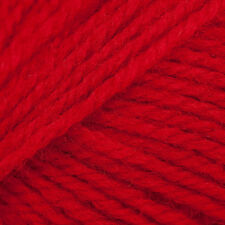 Robin SUPER CHUNKY Strick Acrylgarn / Wolle 100g - 42 rot