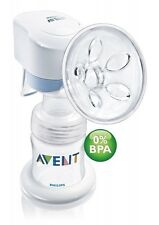 PHILIPS AVENT BPA FREE Electric Breast Pump SCF312/01 Brand New  + Free Gift