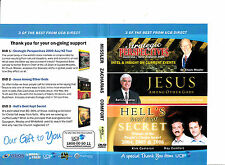 UCB-Dr Chuck Missler/Ravi Zacharias/Ray Comfort-2001/09-Religion Christian-3 DVD