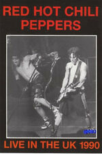 Postkarte + RED HOT CHILI PEPPERS + Live UK 1990 + #3 +