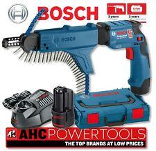 Bosch GSR108V-ECTE + MA55 Autofeed Drywall Screwdriver 10.8V Cordless li-ion