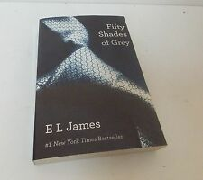 FIFTY SHADES OF GREY BY E.L. JAMES PAPERBACK