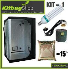 Best Complete Hydroponic Small Grow Room Tent Canna CFL Light Kit 80x80x180