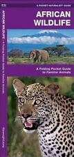 African Wildlife: A Folding Pocket Guide to Familiar Species (Pocket Naturalist
