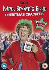 MRS BROWNS BOYS CHRISTMAS SPECIALS DVD CRACKERS Brand New Sealed UK Release