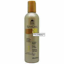 KeraCare 1st Lather Shampoo 8 Oz (240 ml) with Free Gift
