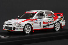 Lancer Evolution 1993 Monte Carlo Rally **K. Eriksson** -- HPI #8541