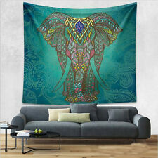 Hippie Indian Tapestry Wall Hanging Throw Bedspread Bohemian Ethnic Art Blanket