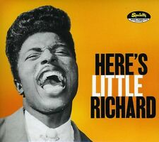 Here's Little Richard - Little Richard (2012, CD NIEUW) Remastered