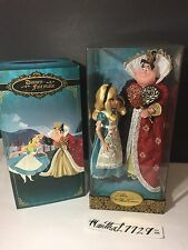 Disney Fairytale Designer Collection Alice And The Red Queen LIMITED EDITION!
