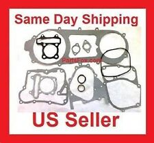 Short case Scooter moped go kart engine head 57mm gasket set 125cc 150cc GY6