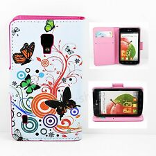 Trendy Folding Leather Pouch Stand Cover Case For LG Optimus L7 II Dual P715 Hot