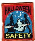 girl boy cub HALLOWEEN SAFETY night Fun Patches Crests Badges SCOUTS GUIDES