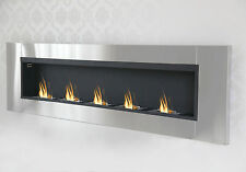 5 Burner Luxury Chimney Bio Ethanol Gel Fireplace Wall Fireplace Cheminee