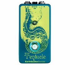 Earthquaker Devices Tentacle Analog Octave Up Guitar Effects Stompbox Pedal